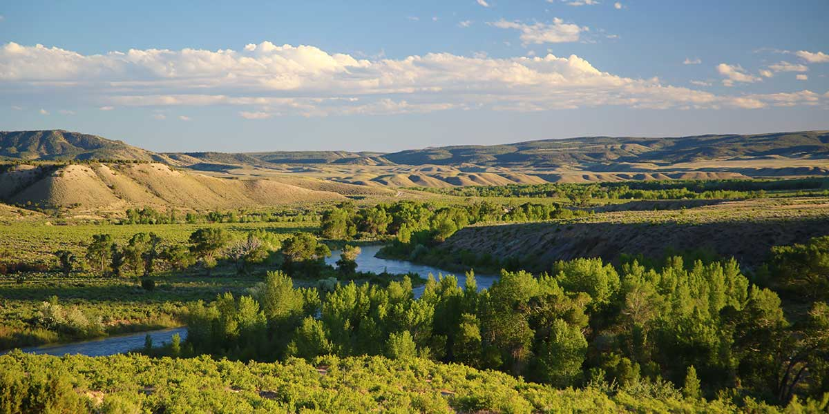 Cross Mountain Ranch | Historic and valuable water rights
