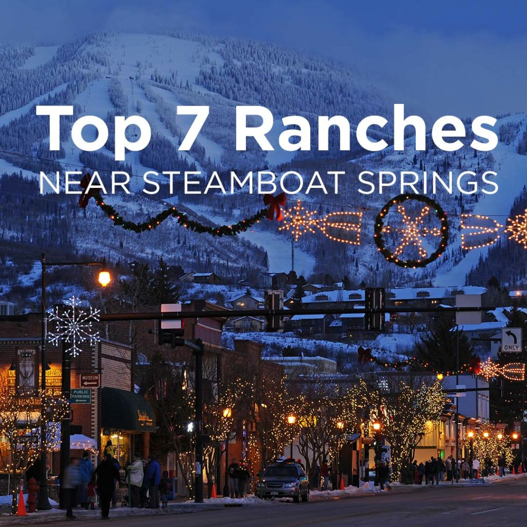 Colorado ranches Near Steamboat Springs